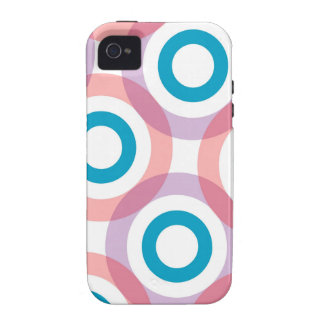 See through rings Case-Mate iPhone 4 case