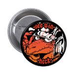 See U In Heck 6 Cm Round Badge