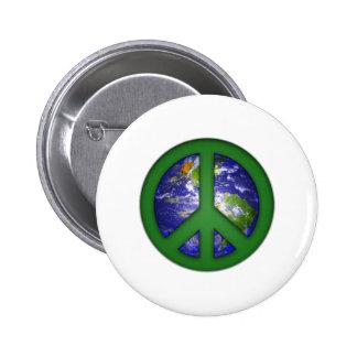 See World Peace 6 Cm Round Badge