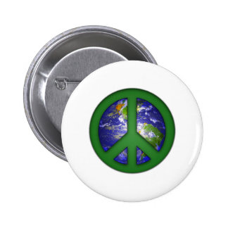 See World Peace Pinback Button