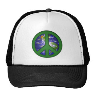 See World Peace Hat