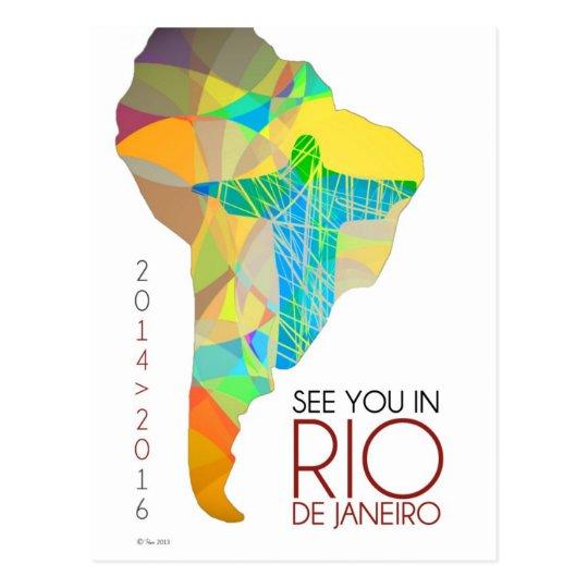 See you in Rio de Janeiro - South