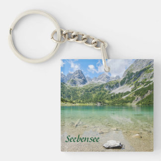 Seebensee Key Ring