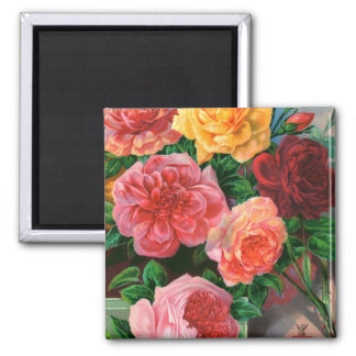 Seed Catalog 1 Roses Magnet