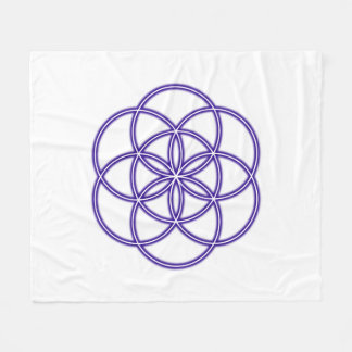 Seed of Life Blanket