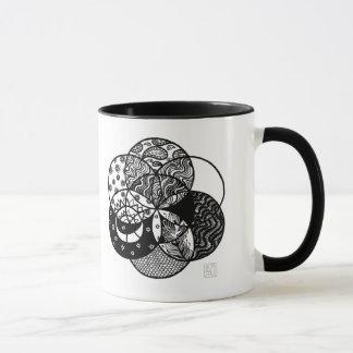 Seed of Life Mandala Mug