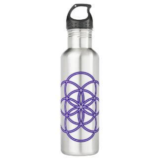 Seed of Life Water Bottle 710 Ml Water Bottle