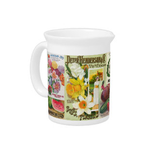 Seed Packets Pitcher