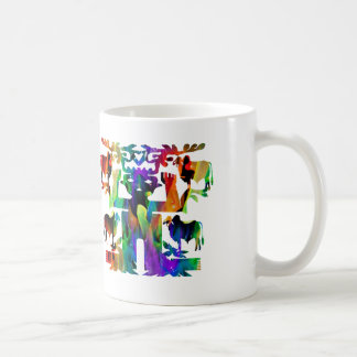 SEED SPIRITS MULTICOLOR CEBU CUTOMIZABLE PRODUCTS BASIC WHITE MUG