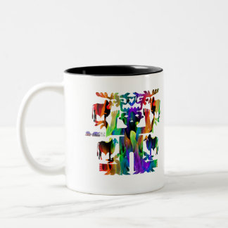 SEED SPIRITS MULTICOLOR CEBU CUTOMIZABLE PRODUCTS Two-Tone MUG