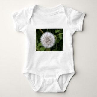 Seeded Dandelion head Baby Bodysuit