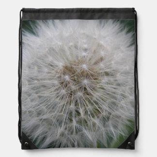 Seeding Dandelion Flower Backpack