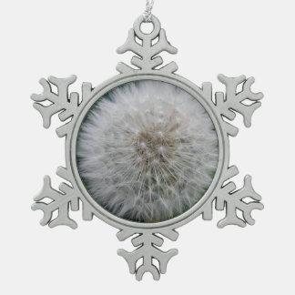 Seeding Dandelion Flower Ball Ornament