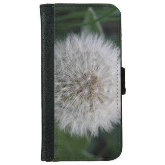 Seeding Dandelion Flower iPhone Case