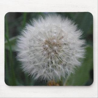 Seeding Dandelion Flower Mousepad