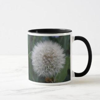 Seeding Dandelion Flower Mug