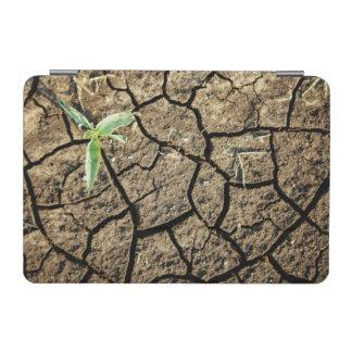 Seedling In Cracked Earth iPad Mini Cover
