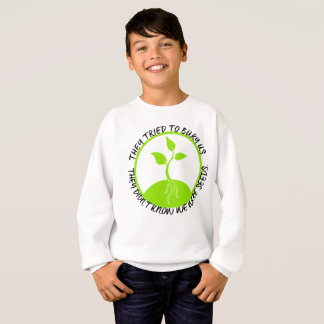 Seeds Boy's Sweatshirt