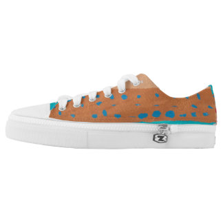 Seeds of Love Low Tops Printed Shoes
