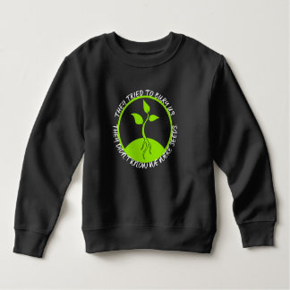 Seeds Toddler Dark Sweatshirt