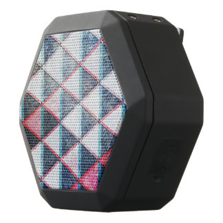 Seeing Double Triangle Design Black Boombot Rex Bluetooth Speaker