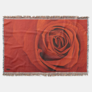 Seeing Red Throw Blanket
