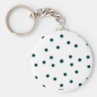 Seeing Starz Basic Round Button Key Ring