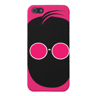Seeing Through Rose Colored Glasses Cases For iPhone 5