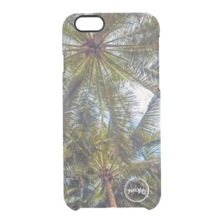 Seeing through the Palms Clear iPhone 6/6S Case