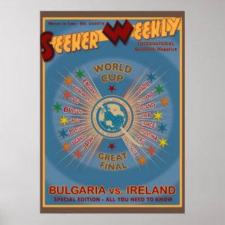 Seeker Weekly Posters