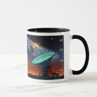 Seeking Intelligent Life in the Milky Way Mug