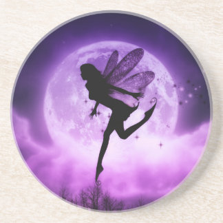 Seeking Serenity Fairy Coaster