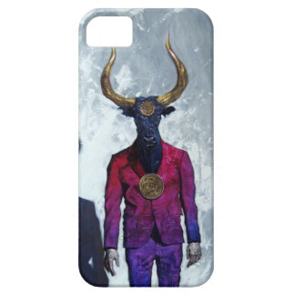 Seeking The Minotaur iPhone 5 Cover