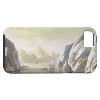 Seeking the North West Passage - the British Voyag iPhone 5 Cases