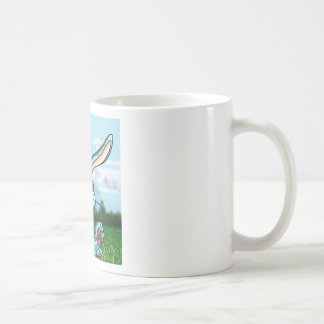 Seemore Rabbit Coffee Mugs