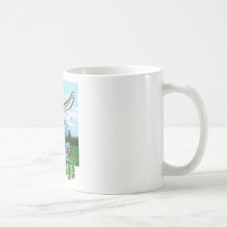Seemore Rabbit with Nameplate Mug
