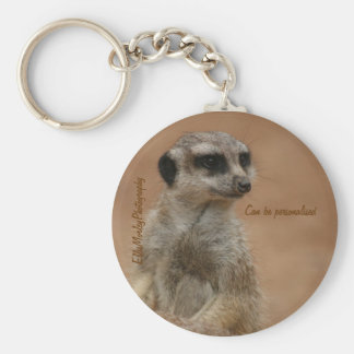 Seemply a meerkat keychain... key ring