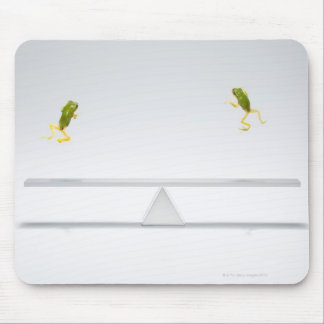 Seesaw Mouse Pad