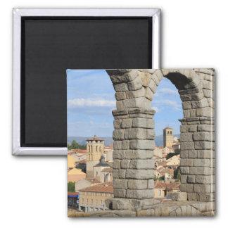 Segovia, Spain is a UNESCO world heritage site Refrigerator Magnet