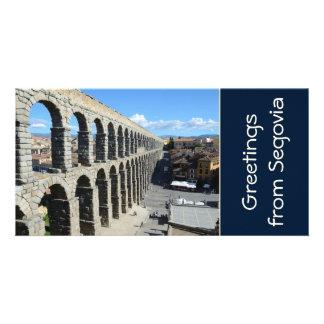 Segovia Spain Photo Cards