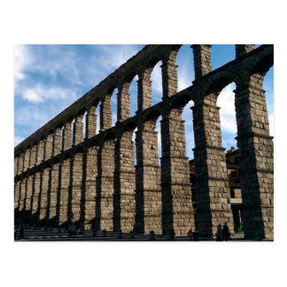 Segovia, Spain Postcard