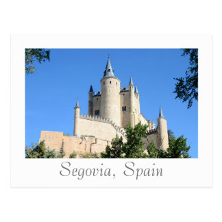Segovia, Spain Postcards