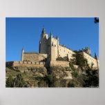 Segovia Spain Poster