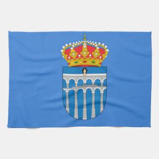 Segovia (Spain) Tea Towel