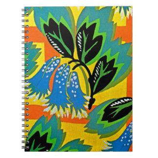 Seguy's Art Deco #8 at Emporio Moffa Notebook