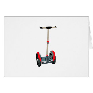 SEGWAY TRANSPORTATION CARD