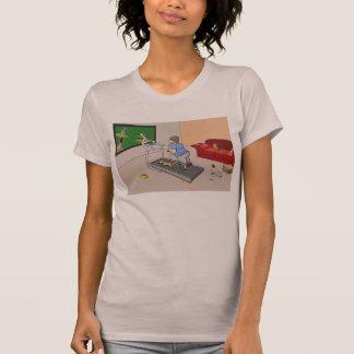 Segway Workout T Shirt