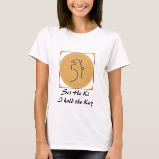 Sei He Ki Reiki Symbol T-Shirt