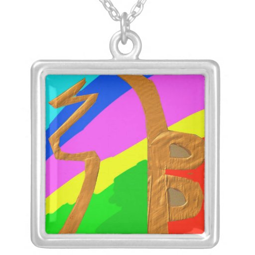 SEI HEI KI - SAYHAYKEY  Reiki Symbol Personalized Necklace