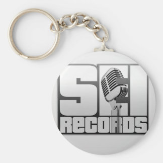 Sei Records keychain